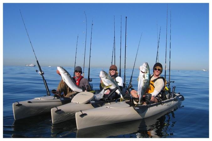 Bild på fiskare i Revolution 13.