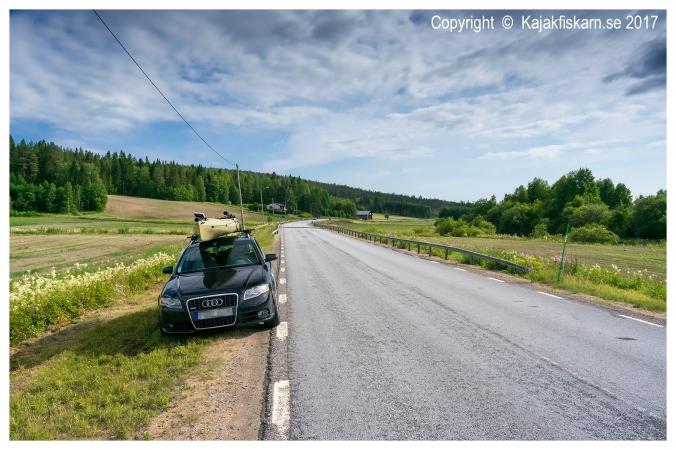 Audi-A4-B7-TS-kajakfiskarn